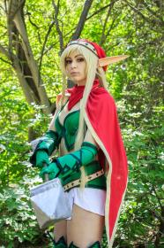 Alleyne from Queen's Blade: Rurou no Senshi