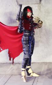 Vincent Valentine from Final Fantasy VII: Dirge of Cerberus