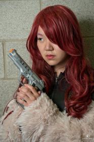 Mitsuru Kirijo from Persona 4: Arena