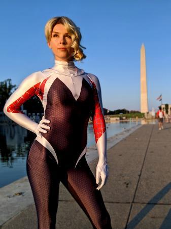 Spider-Gwen from Spider-man