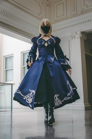 Altria Pendragon from Fate/Grand Order worn by Cuvii