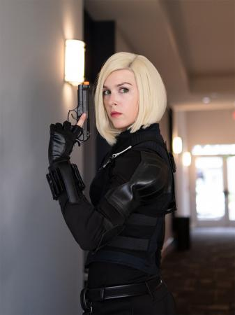 Black Widow from Marvel Comics