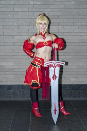 Mordred from Fate/Apocrypha worn by Cuvii