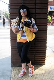 Carly Nagisa from Yu-Gi-Oh! 5Ds