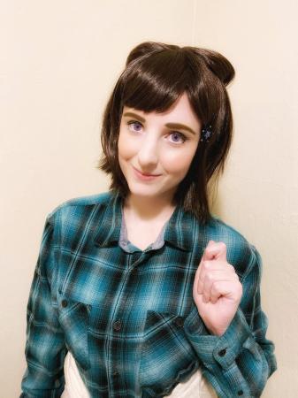 Kasumi Toyama from Bang! Dream