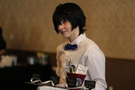 Ritsu Sakuma from Ensemble Stars!