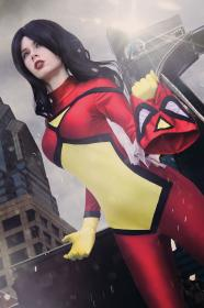 Spider-Woman from Avengers, The
