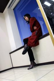 Shinjiro Aragaki from Persona 3