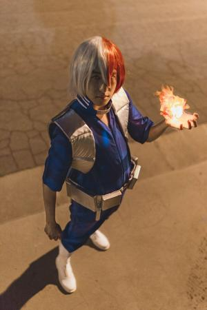 Todoroki Shouto from My Hero Academia