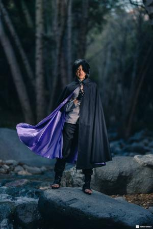 Sasuke Uchiha from Boruto: Naruto Next Generations