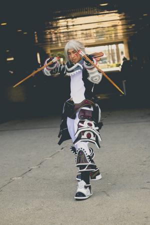 Haseo from .hack//GU worn by Kishidou
