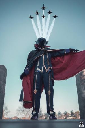 Lelouch vi Britannia from Code Geass by Kishidou