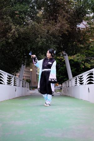 Shinobu Kochou from Demon Slayer: Kimetsu no Yaiba