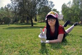 Arale Norimaki from Dr. Slump worn by PIYO