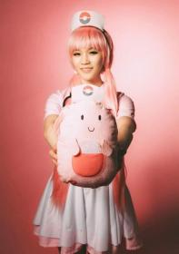 Nurse Joy from Pokemon worn by PIYO
