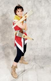 Riou from Suikoden II