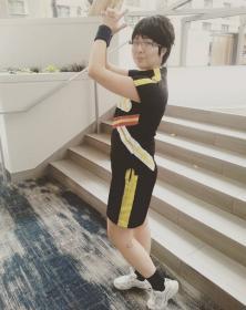 Mizoguchi Wataru from Cheer Danshi