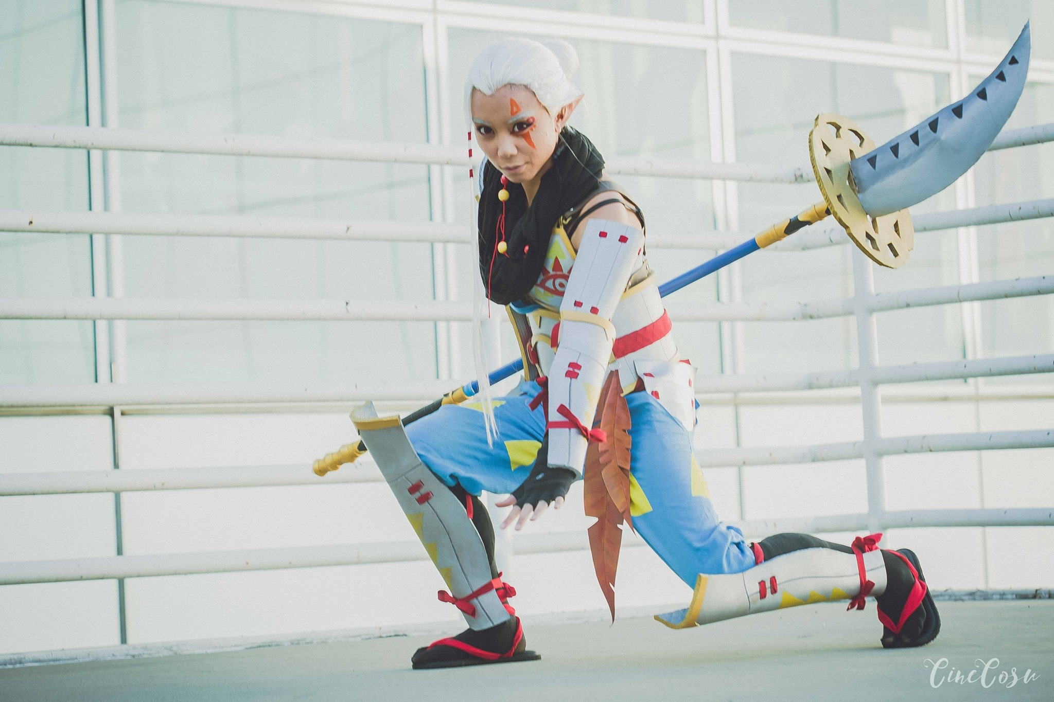 Impa Hyrule Warriors By Fancy Tofu Acparadise Com