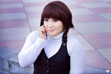 Makoto Niijima from Persona 5