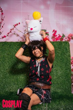 Iris Amicitia from Final Fantasy XV by UkeSugar (Keiti U)