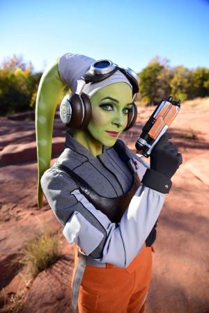 Hera Syndulla from Star Wars Rebels