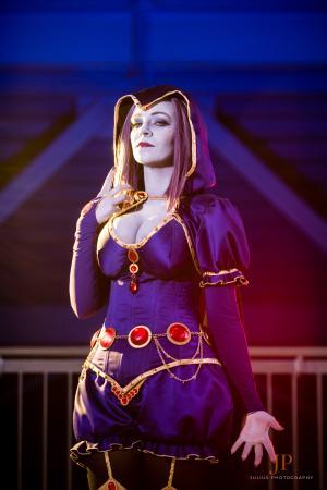 Raven (Teen Titans)  by Lunar Lyn