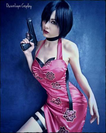 Ada Wong (Resident Evil 4)  by OscuroLupoCosplay