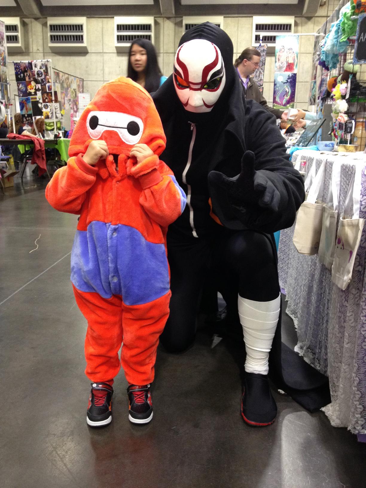 Yokai The Man In The Kabuki Mask Big Hero 6 By Zooms Acparadise Com