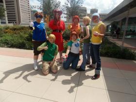 Rika Nonaka / Ruki Makino from Digimon Tamers