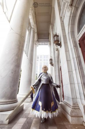 Altria Pendragon from Fate/Grand Order