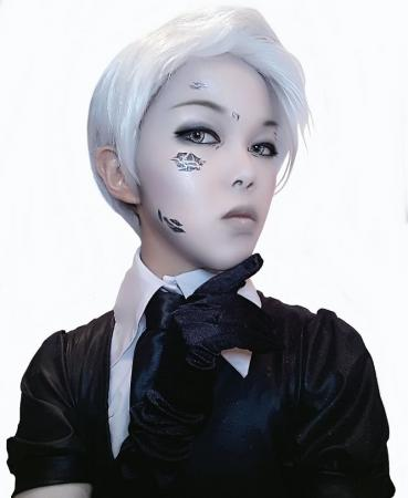 Cairngorm from Land of the Lustrous