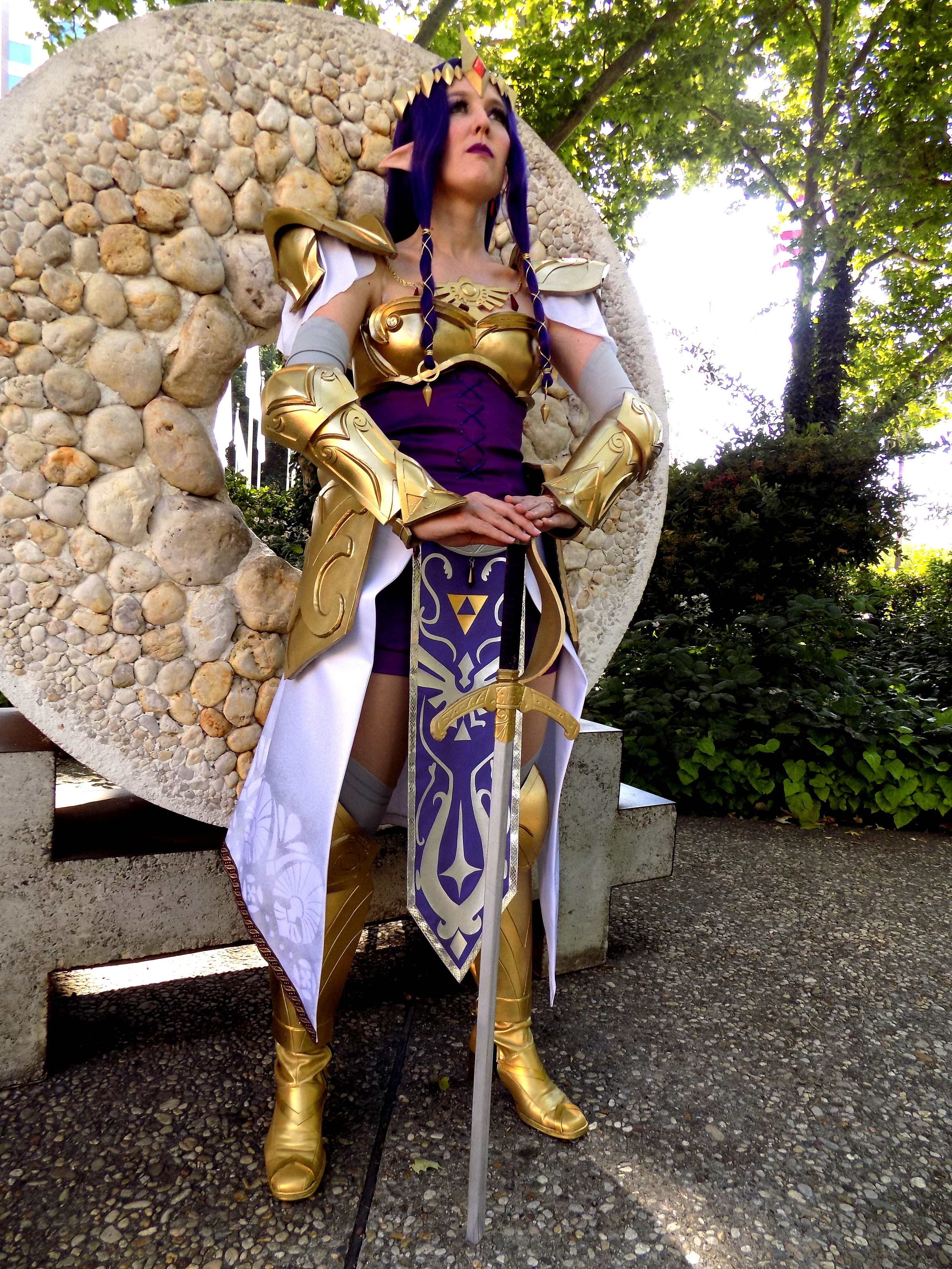 Princess Hilda Legend Of Zelda Hyrule Warriors By Dandere