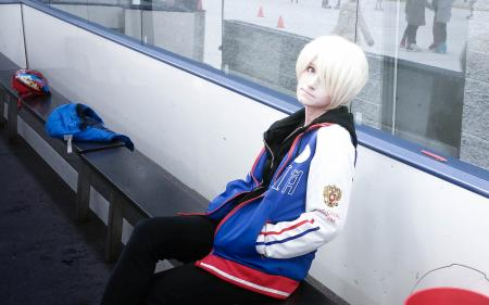 Yuri Plisetsky from Yuri! on Ice