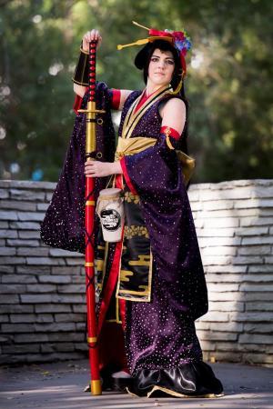 Jiroutachi from Touken Ranbu