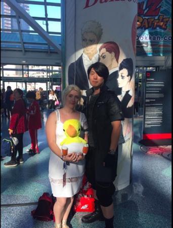 Lunafreya Nox Fleuret from Final Fantasy XV