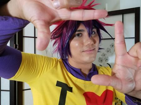 Sora from No Game No Life