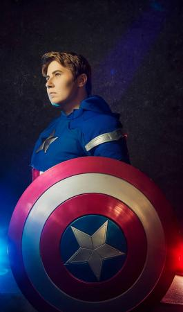 Captain America from Avengers, The