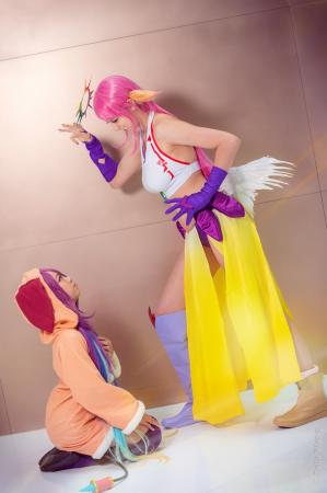 Shuvi from No Game No Life: Zero worn by lunahri
