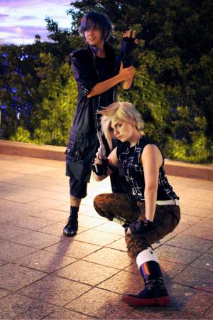 Prompto Argentum from Final Fantasy XV
