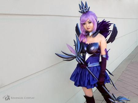 Lux from League of Legends by RinAngel