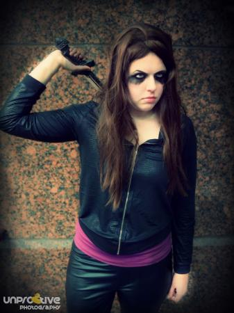 Octavia Blake (The 100)  by Blue Butterfly Cosplay