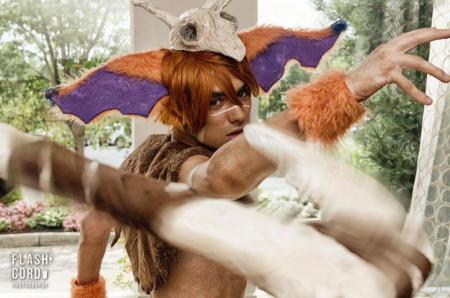 Gnar from League of Legends