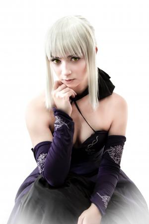 Saber Alter (Fate/Stay Night)  by babsofthegalaxy