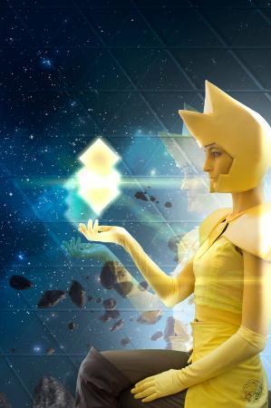 Yellow Diamond from Steven Universe