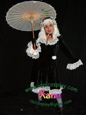 Gothic Lolita from Original: Gothic Lolita / EGL / EGA worn by Jessie de Hwoarang