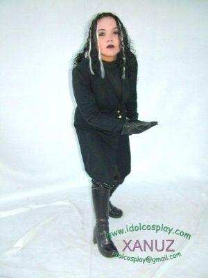 Klaha from Malice Mizer worn by Jessie de Hwoarang
