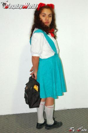Asuka Langley Sohryu from Neon Genesis Evangelion worn by Jessie de Hwoarang