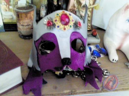 Lady Lobo de Plata from Original:  Fantasy worn by Jessie de Hwoarang