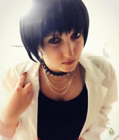 Tae Takemi (Persona 5)  by EmCat Cosplay