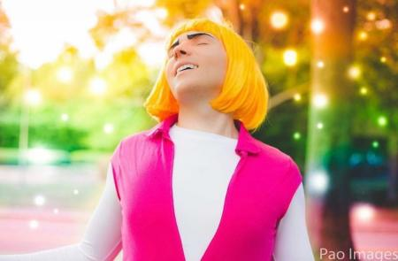 He-Man (Prince Adam) from He-Man, Masters of the Universe